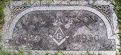 William Albert Jackson