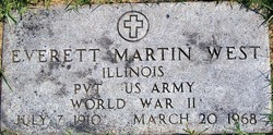 Everett Martin West