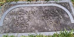 Alice Mae <i>Ralph</i> Jackson