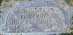 Alliene Estelle <i>Jackson</i> Pridemore