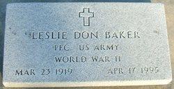 Leslie Don Baker