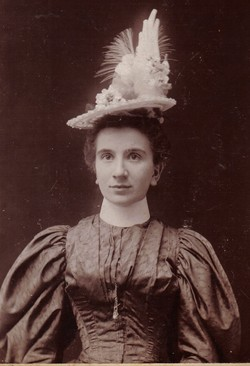 Margaret <i>Shoup</i> Van Patten