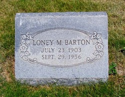 Loney M. Barton