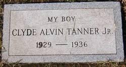 Clyde Alvin Tanner, Jr