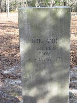 Breland Family Gravesite