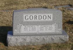 Blanche Ora <i>Grossnickle</i> Gordon