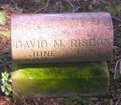 David M. Risdon