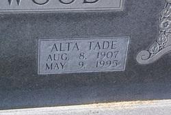 Alta <i>Tade</i> Chitwood