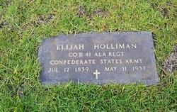 Elijah Holliman