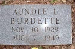 Aundel Burdette