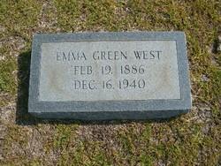 Emma Jane <i>Green</i> West