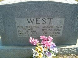 Alexander West