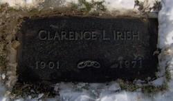 Clarence L Irish