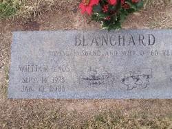 William Enos Blanchard