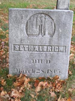 Seth Aldrich