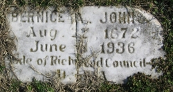 A. Bernice Johnson