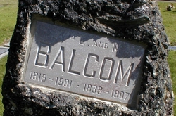 Margaret <i>Gannon</i> Balcom