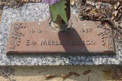 Eva Merle <i>Slate</i> Adkison