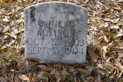 Annie M Adkison