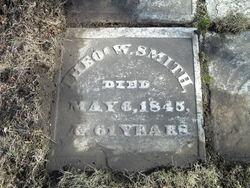 Theophilus Washington Smith