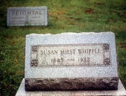 Susan <i>Anspach</i> Whipple