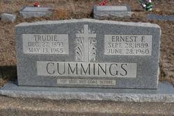 Ernest Favor Cummings