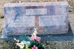 Donald David Lisk