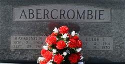 Raymond R Abercrombie