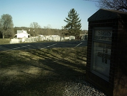 Sardis Evangelical Lutheran Church Cemetery