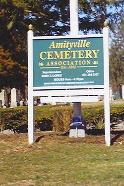 Amityville Cemetery