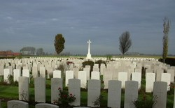 Divisional Collecting Post Cemetery and Extension