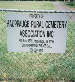 Hauppauge Rural Cemetery