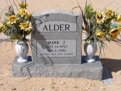 Mark J Alder