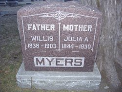 Julia Anne <i>Corel</i> Myers