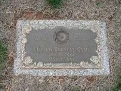 Clifton Doug Cash