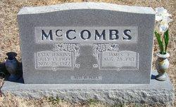 Myrtle Esta <i>Jenkins</i> McCombs