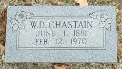 Wesley DeCalb (Dee) Chastain