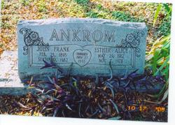 John Frank Ankrom