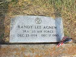 Sgt Randy Lee Agnew