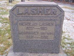 Margaret <i>Toy</i> Lasher
