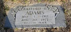 Rayford Howard B. Adams