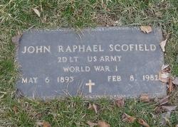 John Raphael Scofield
