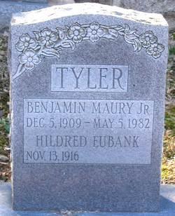 Benjamin Maury Tyler, Jr