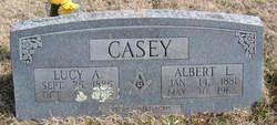 Albert Lonzo Casey