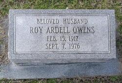 Roy Ardell Owens