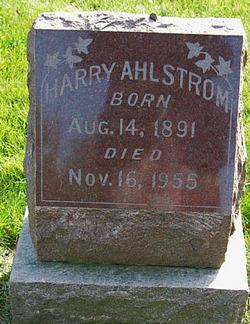 Harry Ahlstrom