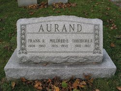 Frank Reginald Aurand