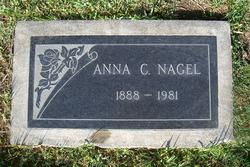 Anna Christina <i>Nelson</i> Nagel