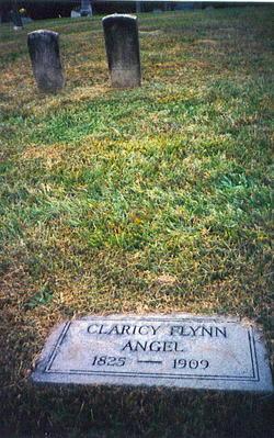 Claricy <i>Flynn</i> Angel