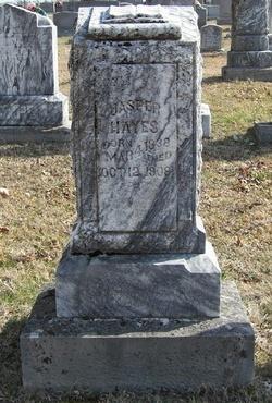 Jasper Newton Hayes